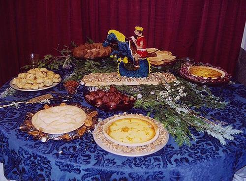 agincourt 2005 desserts by Andrea