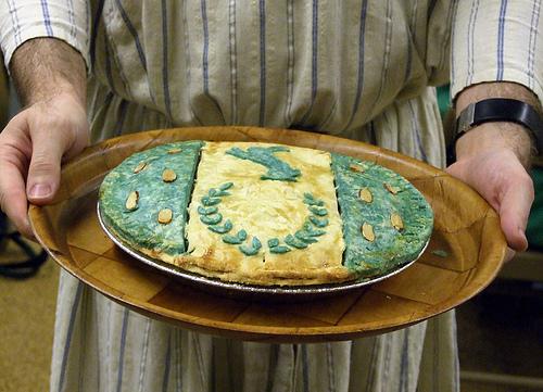 bb heraldic pie