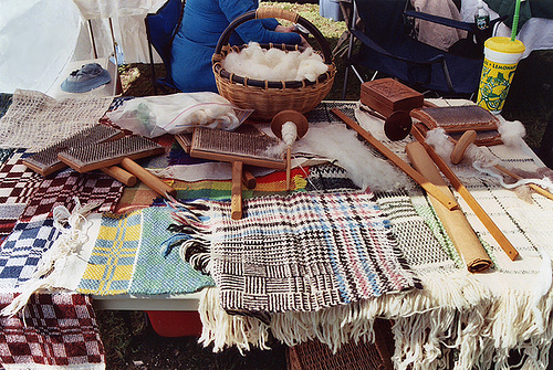 carding spinning weaving peekskill 2006