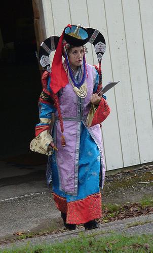 stephanie mongol duds naadam 2007
