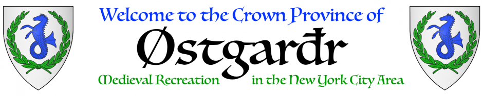 Crown Province of Østgarðr